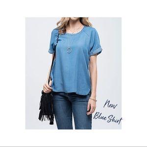 Blue Blouses